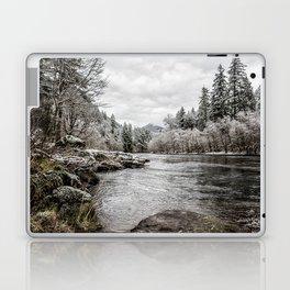 Wintry River Laptop & iPad Skin