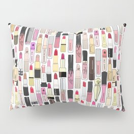 Lipstick Decoys Pillow Sham
