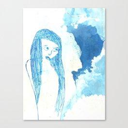 Kiddo Canvas Print