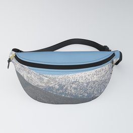 Southern California Snow Tease Fanny Pack