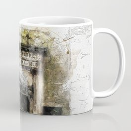 Stockbridge Market Edinburgh Coffee Mug