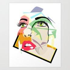 Anyone Art Print