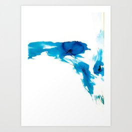 Osteopathy Art Print