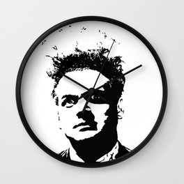 Henry (no background variant) Wall Clock