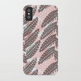 Plumage iPhone Case