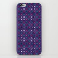 game iPhone & iPod Skins featuring Game by Sobhani