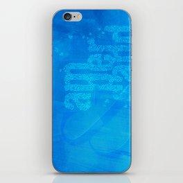 Ampersands iPhone Skin