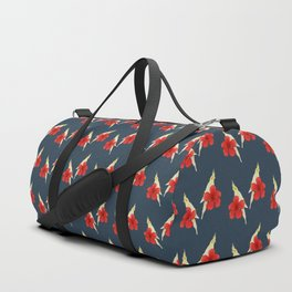 Lutino Cockatiel Duffle Bag
