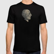 Decay Black MEDIUM Mens Fitted Tee