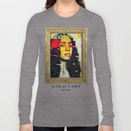 My Mona Lisa Long Sleeve T-shirt