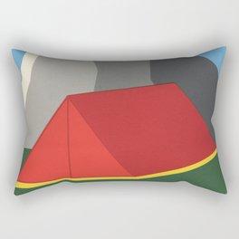 Camp Mount Whitney Rectangular Pillow