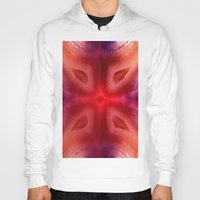 agate Hoodies featuring Agate Dreams by Robert Gipson