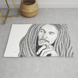 Marley - Word Art Rug