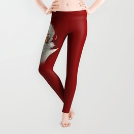 Vintage Santa Leggings
