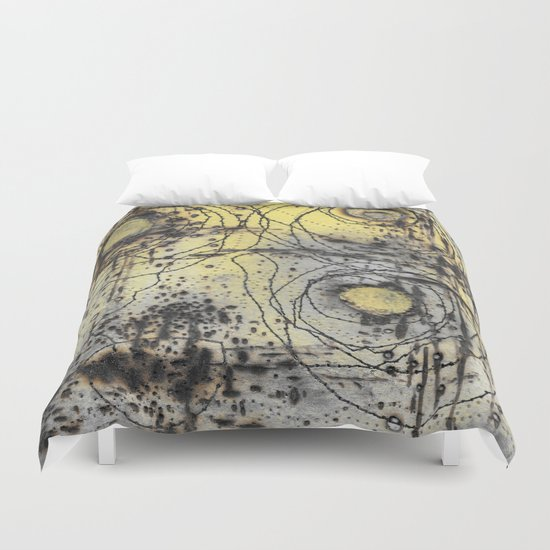 Scorched Duvet Cover