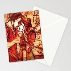 Taming of the Shrew  - Shakespeare Folio Illustration Art Stationery Cards