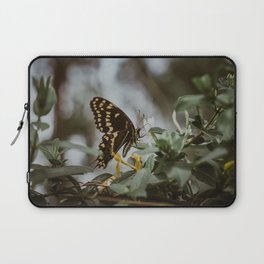 in the quiet moments Laptop Sleeve