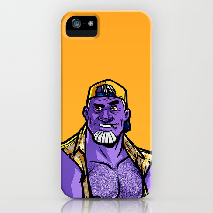 Infinity Daddy iPhone Case