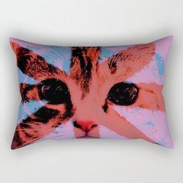 Little punk Rectangular Pillow