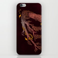 Tree Birds iPhone & iPod Skin
