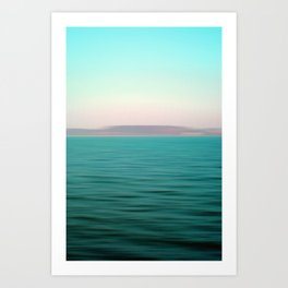 "Balaton, the ""Hungarian Sea"" Art Print"