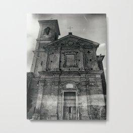Leri Cavour Church Metal Print