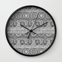 deco Wall Clocks featuring deco by OVERall