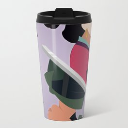 Mulan Metal Travel Mug