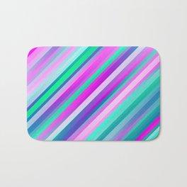 Two Colors Compositions II Bath Mat