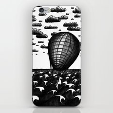 Sea Balloon iPhone & iPod Skin