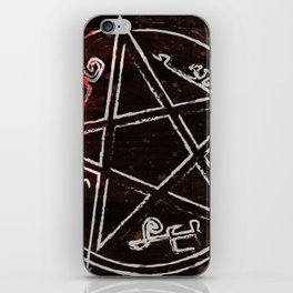 Carry On iPhone Skin