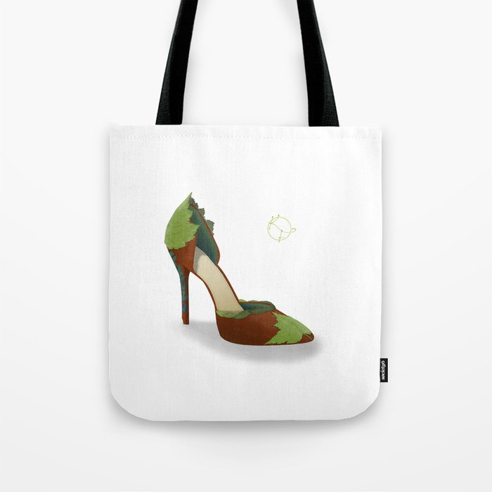 shoelove Tote Bag