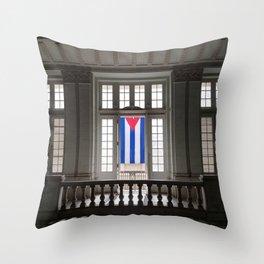 Museum of the Revolution - Cuba Throw Pillow