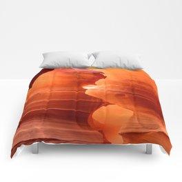 Marvelous Antelope Canyon Comforters