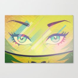 FIRST PLACE Canvas Print