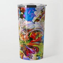 Abstract Perfection 14  Spring Travel Mug