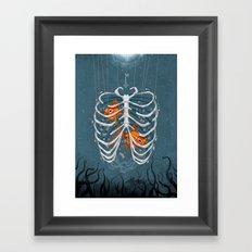 Life and Death 2 Framed Art Print