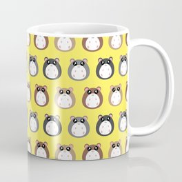 The only person that understands me is my hamster Coffee Mug