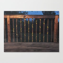 Views Canvas Print