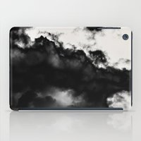 daria iPad Cases featuring black and white abstraction by Dar'ya Vlasova