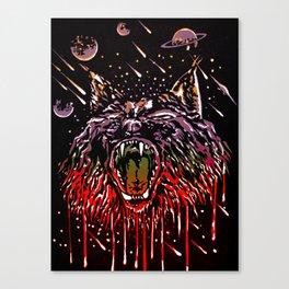 Seirious Canvas Print