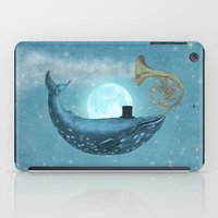 cloud iPad Cases featuring Cloud Maker  by Terry Fan