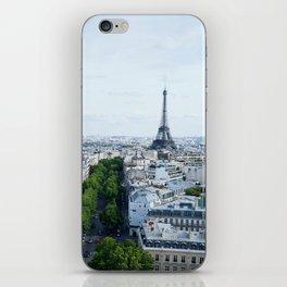 Eiffle Tower iPhone Skin
