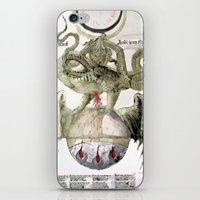 alchemy iPhone & iPod Skins featuring Alchemy by anipani
