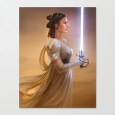 Regency Rey Canvas Print