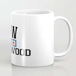 Wildwood - New Jersey. Coffee Mug