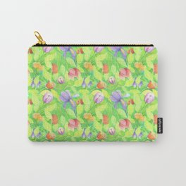 Crayon Love Springtime Carry-All Pouch