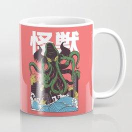 Japanese Cthulhu Coffee Mug