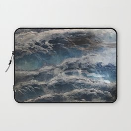 The Storm Shall Pass Laptop Sleeve