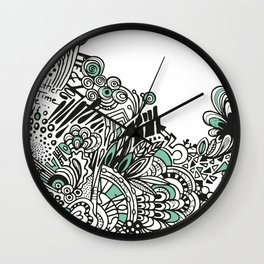 Together... Wall Clock